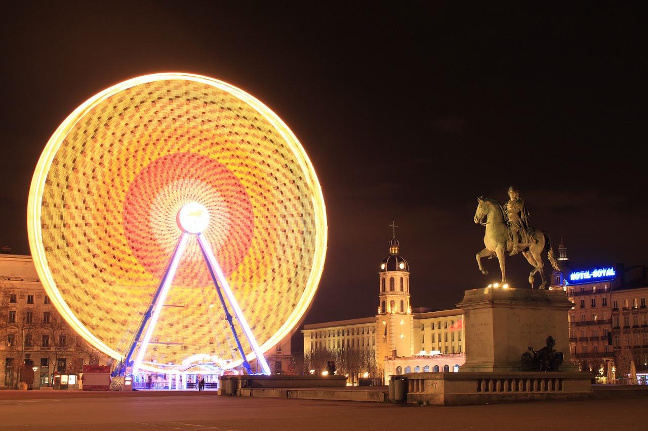 activités faire en plein air à Lyon